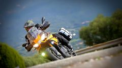 Aprilia Caponord 1200 Rally: il video - Immagine: 8