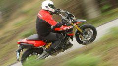Aprilia Dorsoduro 1200: la moto