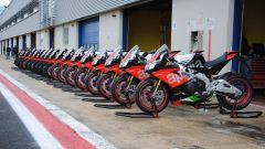 Aprilia Racer Days: in pista con la nuova gamma V4. Info e date - Immagine: 4