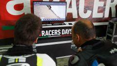Aprilia Riding Academy: riguardarsi in video fa comprendere molti errori