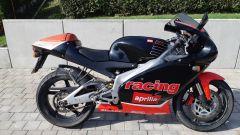 Aprilia RS 125: la mia prima moto