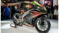 Aprilia RS 250 GP: Albesiano ne svela le caratteristiche (video) - Immagine: 2