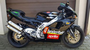 Aprilia RS 250: la moto che vorrei aver guidato
