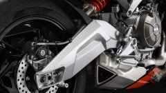 Aprilia RS 660, ciclistica sopraffina