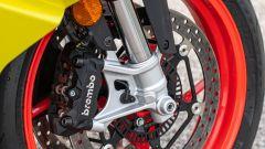 Aprilia RS 660: i freni sono Brembo