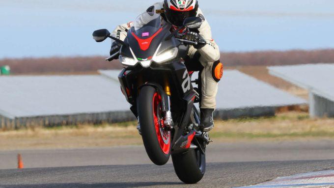 Aprilia RS 660: la media di Noale scende in pista anche nel Motoamerica, classe Twins Cup