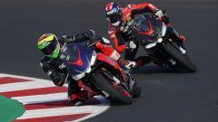 I piloti Aprilia MotoGP provano la RS 660 a Misano: ecco come è andata - Immagine: 1