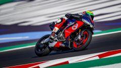 I piloti Aprilia MotoGP provano la RS 660 a Misano: ecco come è andata - Immagine: 2