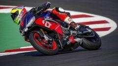 I piloti Aprilia MotoGP provano la RS 660 a Misano: ecco come è andata - Immagine: 3