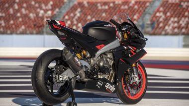 Aprilia RS 660 Trofeo 2021: non solo per le corse, ma in vendita al pubblico