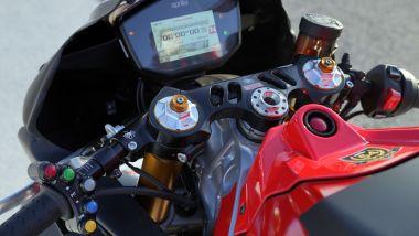 Aprilia RS 660 Trofeo 2021: via il superfluo, ma arriva un blocchetto racing