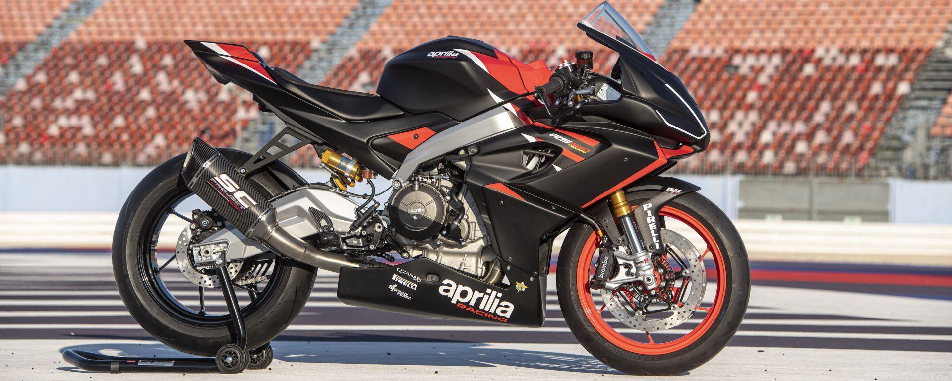 Aprilia RS 660 Trofeo 2021