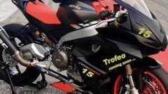 Aprilia RS 660 Trofeo: il sound della sportiva bicilindrica