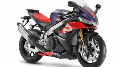 Aprilia RSV4 Factory 2021: 217 CV e 125 Nm di coppia