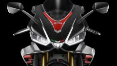 Aprilia RSV4 Factory 2021: il nuovo frontale, simile alla RS 660