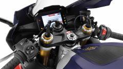 Aprilia RSV4 Factory 2021: nuovo anche il display TFT
