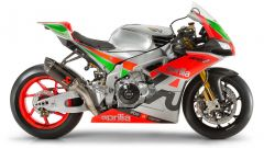 APRILIA RSV4 FW-GP Vista laterale destra