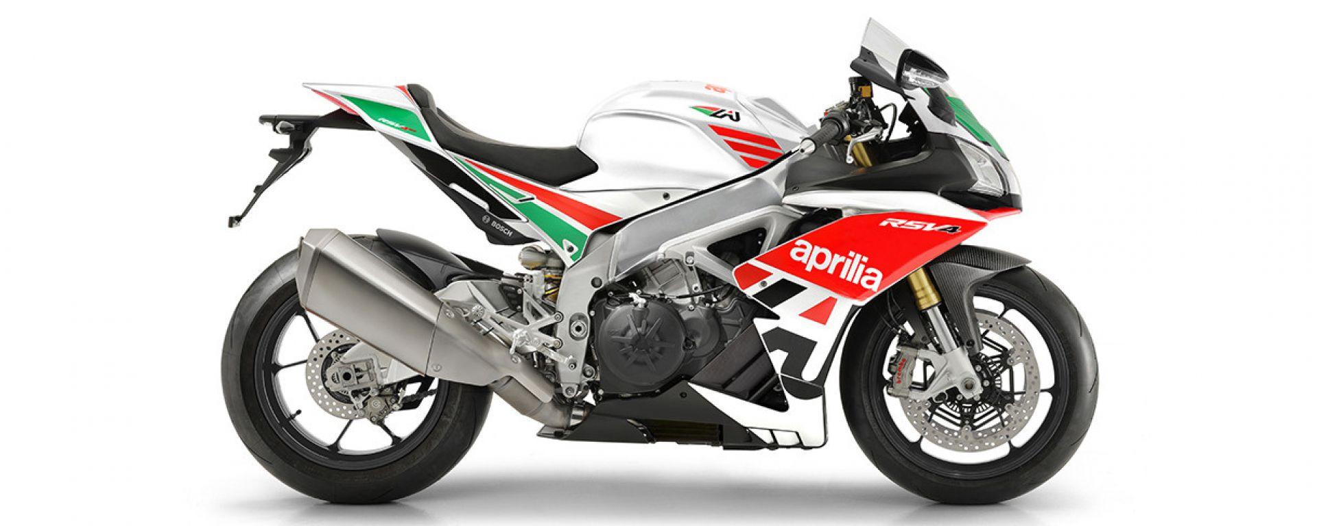 Aprilia RSV4 RR Misano Edition