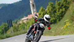 Aprilia Shiver 900 e Michelin Power 5: il test su strada della gomma francese