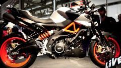 Live Eicma 2016: Aprilia Shiver 900 in video - Immagine: 1