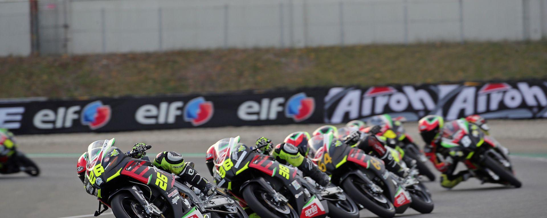 Aprilia Sport Production: riparte il campionato dedicato ai giovani
