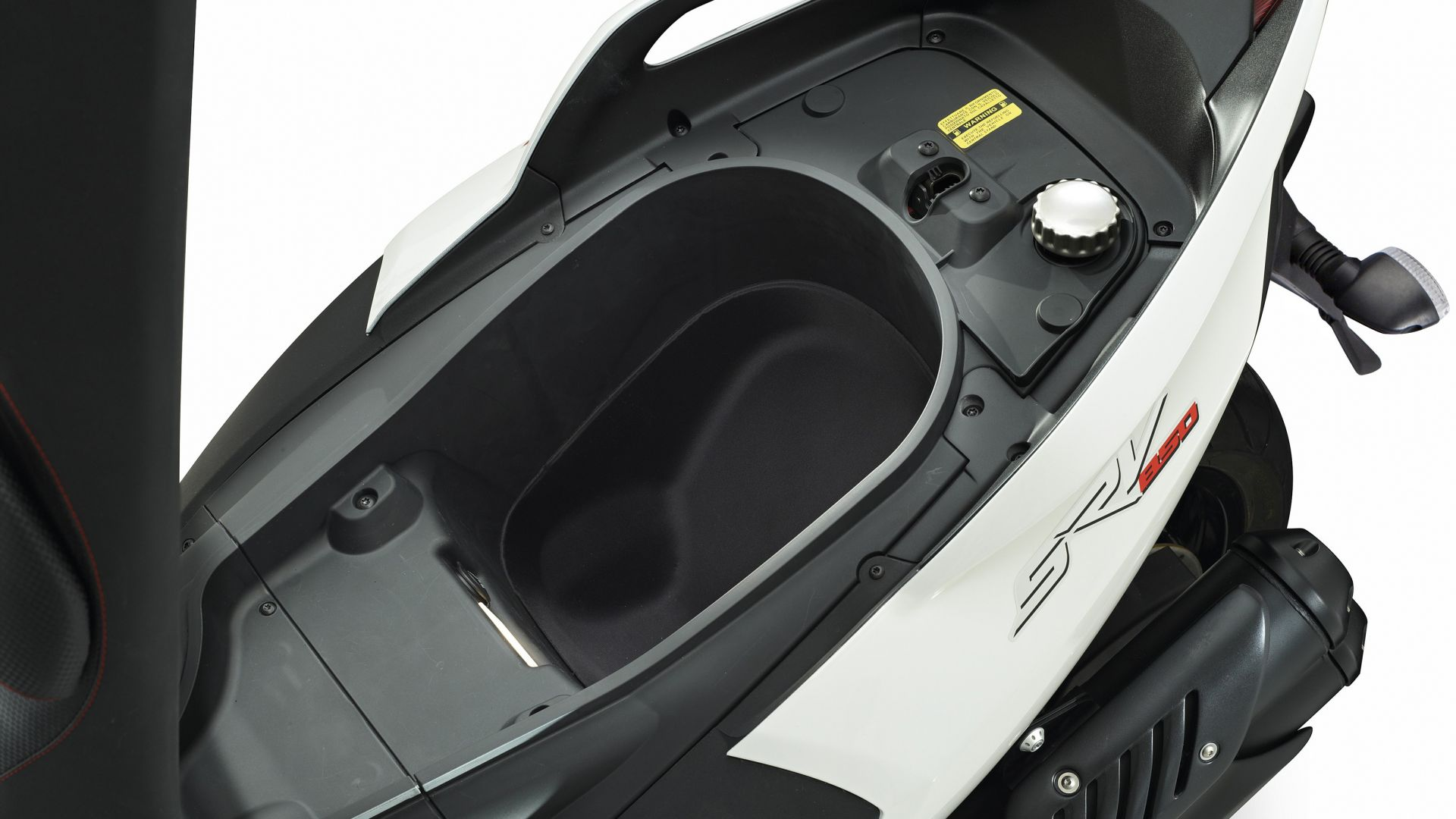 Immagine 29: Aprilia SRV 850 ABS/ATC