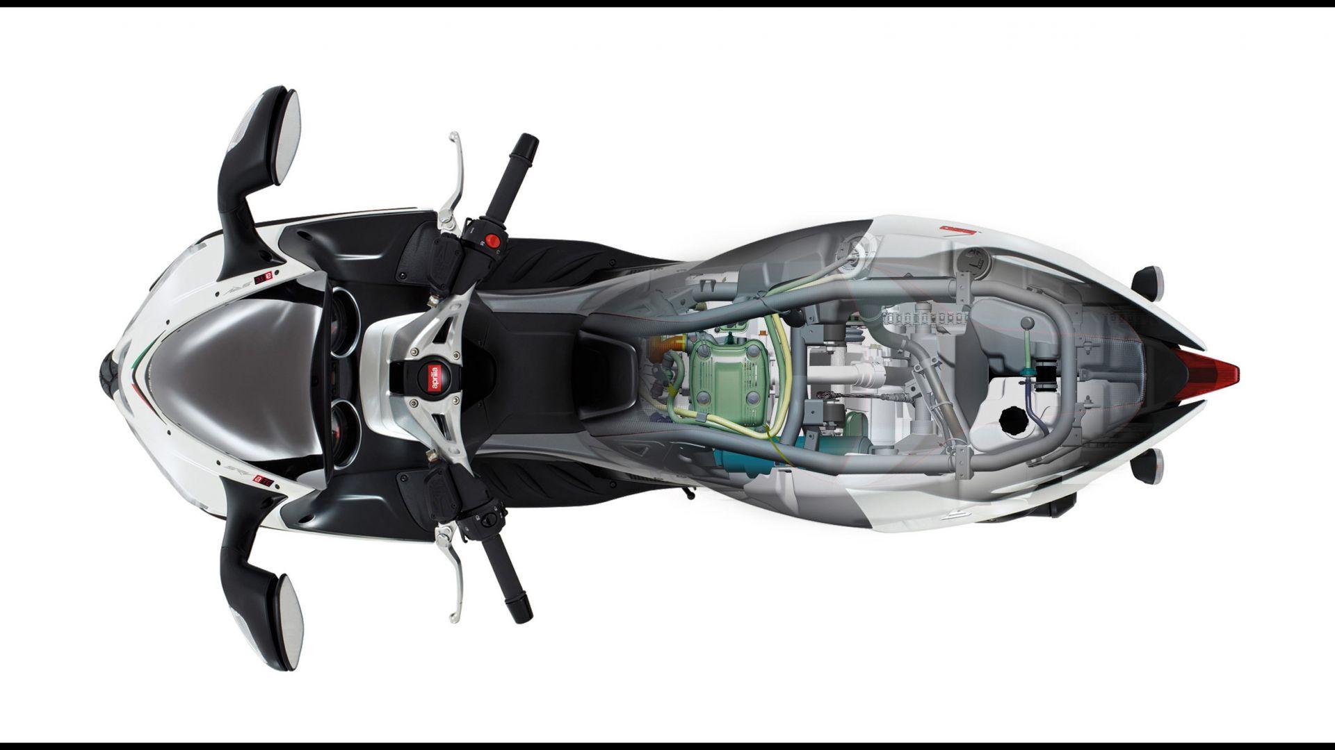 Immagine 49: Aprilia SRV 850 ABS/ATC