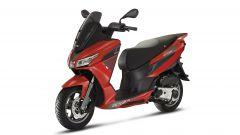 Aprilia SXR 50, il design si rifà alle moto sportive Aprilia