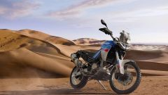 Aprilia Tuareg 660 2021: potenza, peso, scheda tecnica. Video