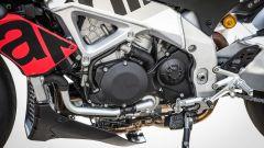 Aprilia Tuono V4 1100 Factory 2019: il motore da 1.079 cc