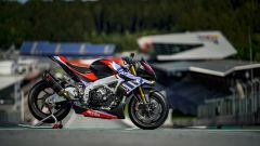 Aprilia Tuono V4 X: che bomba! 221 CV e ali da MotoGP - Immagine: 3