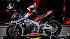 Aprilia Tuono V4 X: che bomba! 221 CV e ali da MotoGP - Immagine: 5