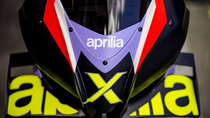 Aprilia Tuono V4 X, l'ala di derivazione MotoGP