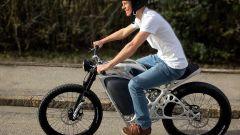 APWorks Light Rider: ecco la prima moto stampata in 3D - Immagine: 3