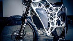 APWorks Light Rider: ecco la prima moto stampata in 3D - Immagine: 5