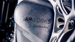 APWorks Light Rider: ecco la prima moto stampata in 3D - Immagine: 8