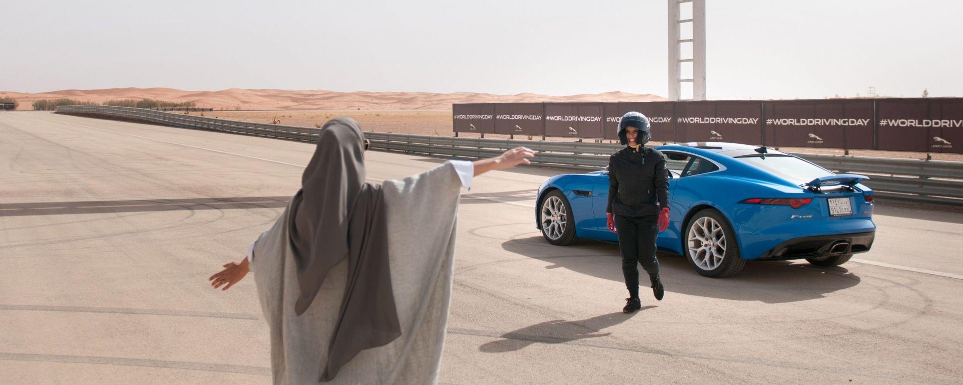 Arabia Saudita: patente libera per le donne