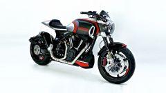 Arch 1s: una delle moto dell'atelier di Keanu Reeves