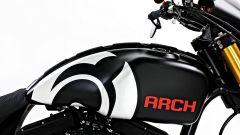 Arch KRGT-1: il serbatoio