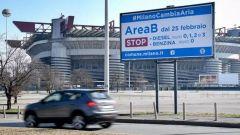 Area B Milano, al via la fase operativa