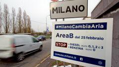 Area B Milano, telecamere accese