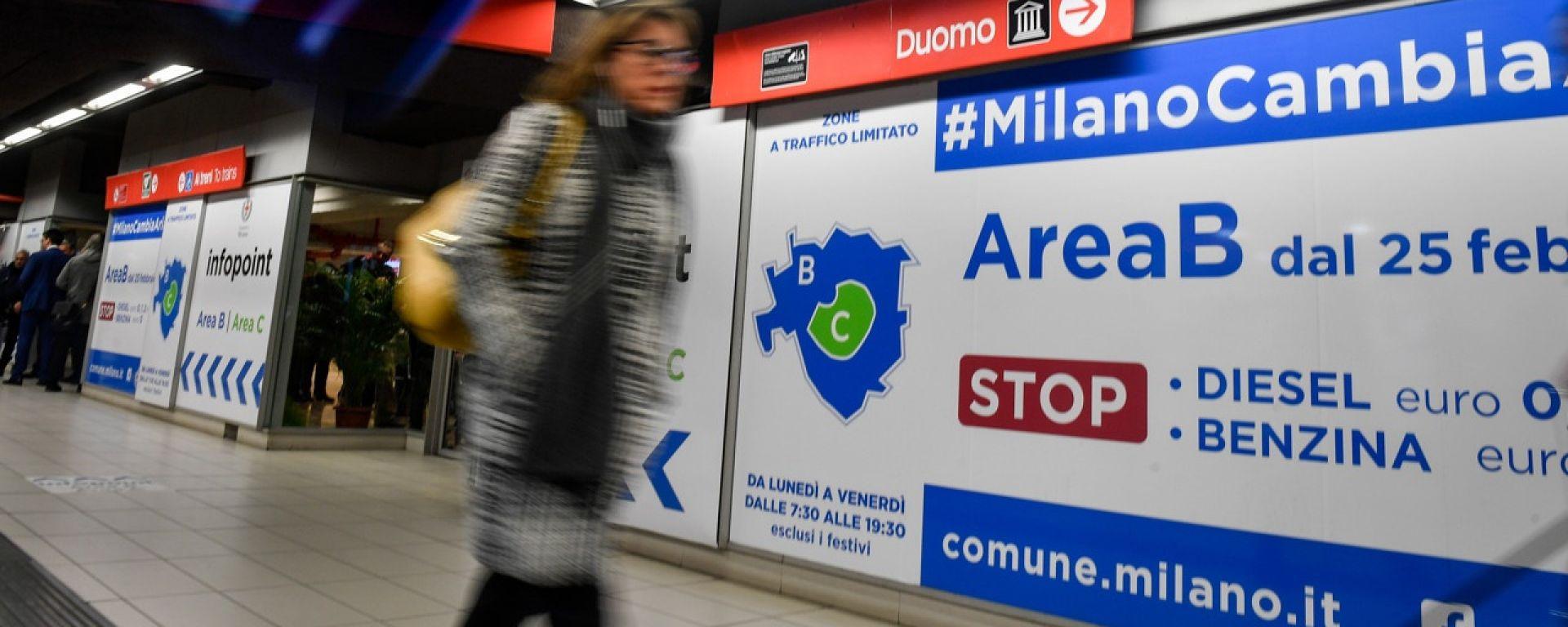 Area B Milano, via alla fase 2