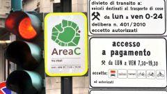 Milano: Area B, Area C, strisce blu e gialle attive dal 9 giugno