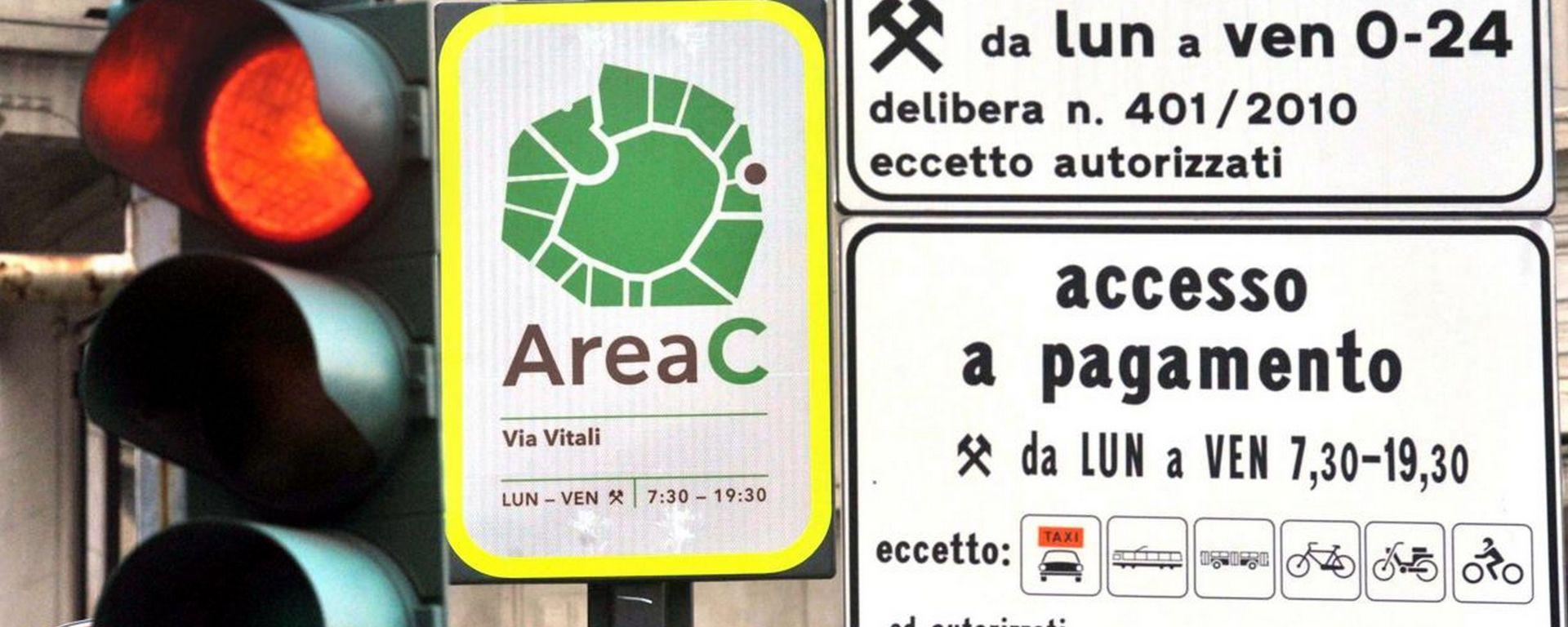 Area C Milano di nuovo attiva dal 9 giugno 2021