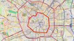 Area C Milano: la mappa