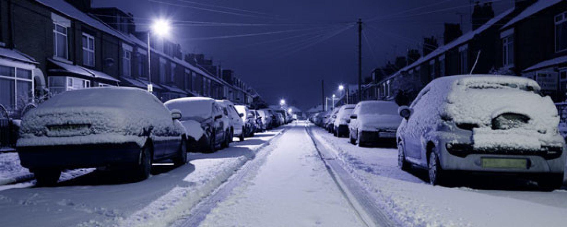 Arexons: i consigli per la manutenzione auto dopo le nevicate