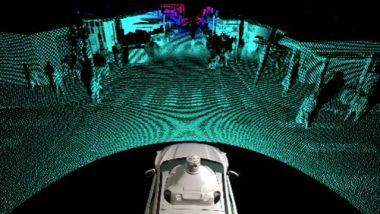 Argo AI, sensori LiDAR occhio di falco