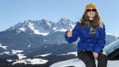 Arianna Cau, 23 anni, snowboarder e wakeboarder