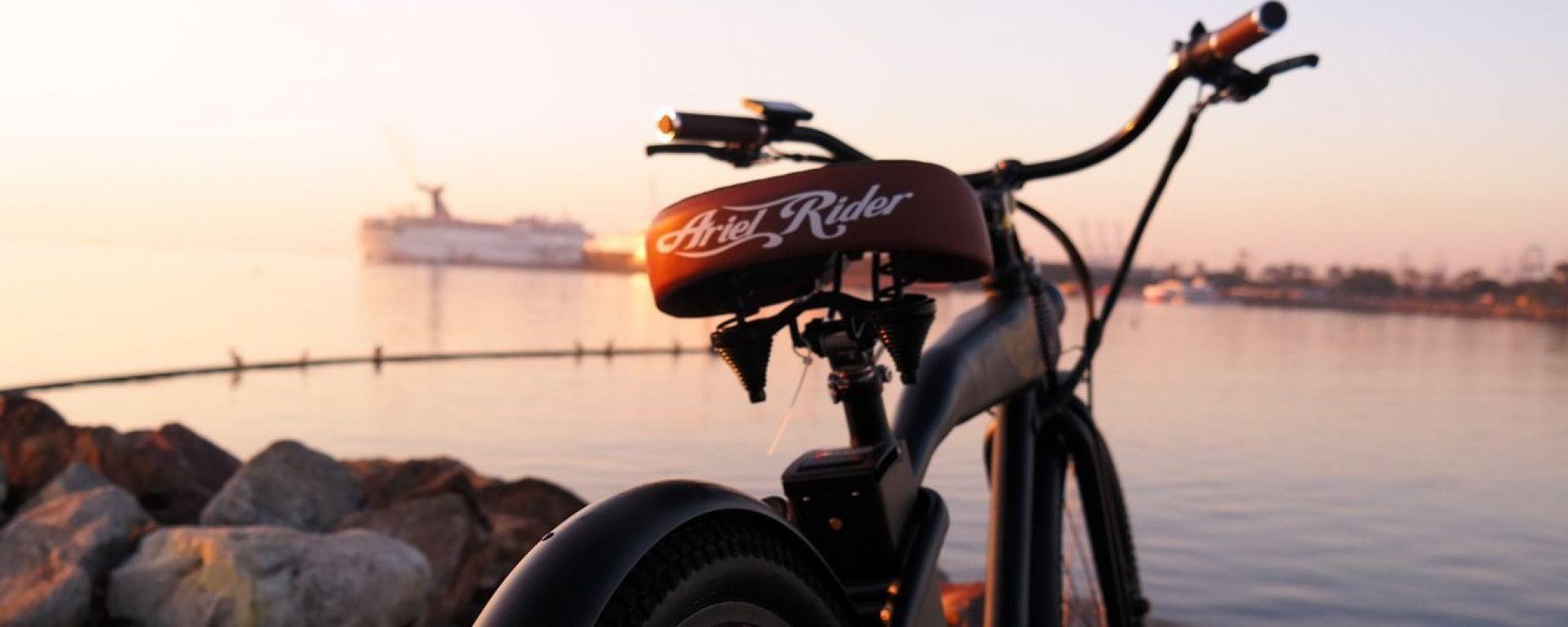 Ariel Rider W-Class