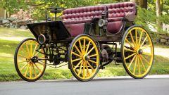 Armstrong Electric Phaeton 1896, la prima auto ibrida della storia